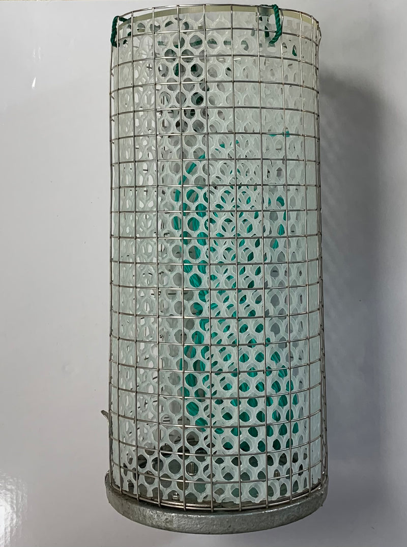 Lead Burley Cage with Rope