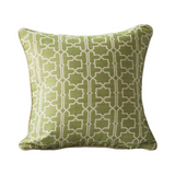 American Living Room Throw Pillow