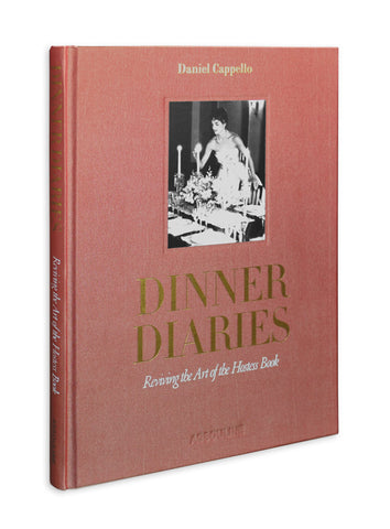 Dinner Diaries - By: DANIEL CAPPELLO