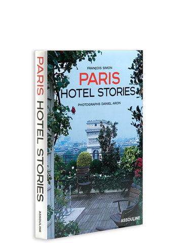 Hotel Stories - By: Francisca Matteoli