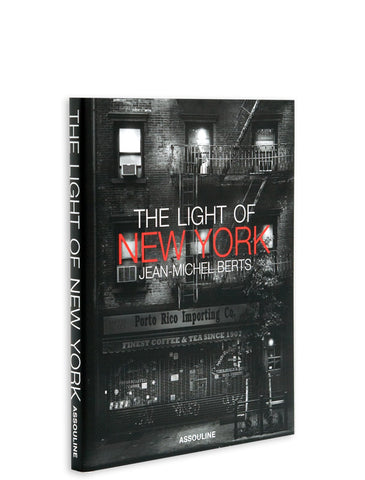 The Light of New York - By:  JEAN-MICHEL BERTS