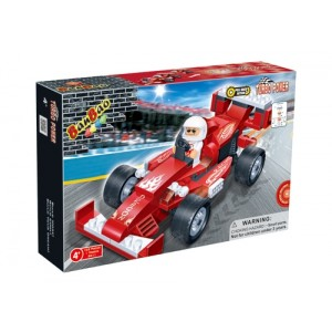 BanBao Dragon Race Car