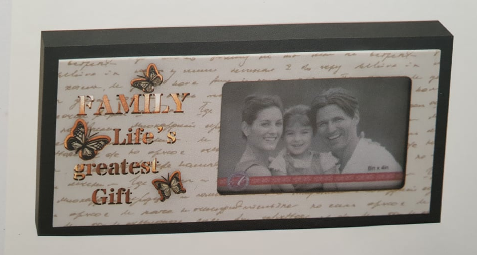 Family LED Photo Frame