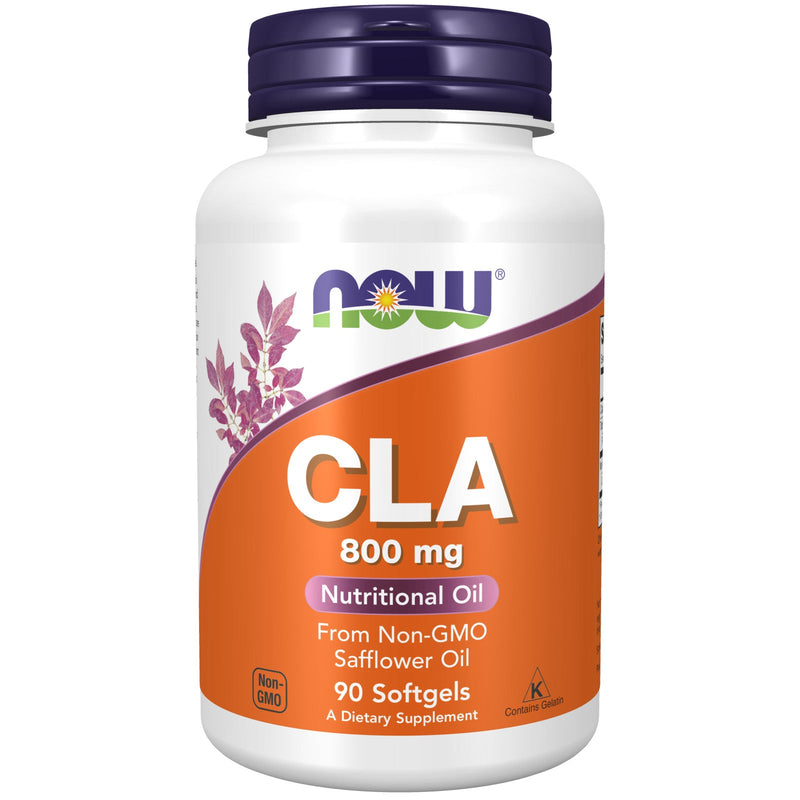 CLA (Conjugated Linoleic Acid) 800mg - 90 Softgels