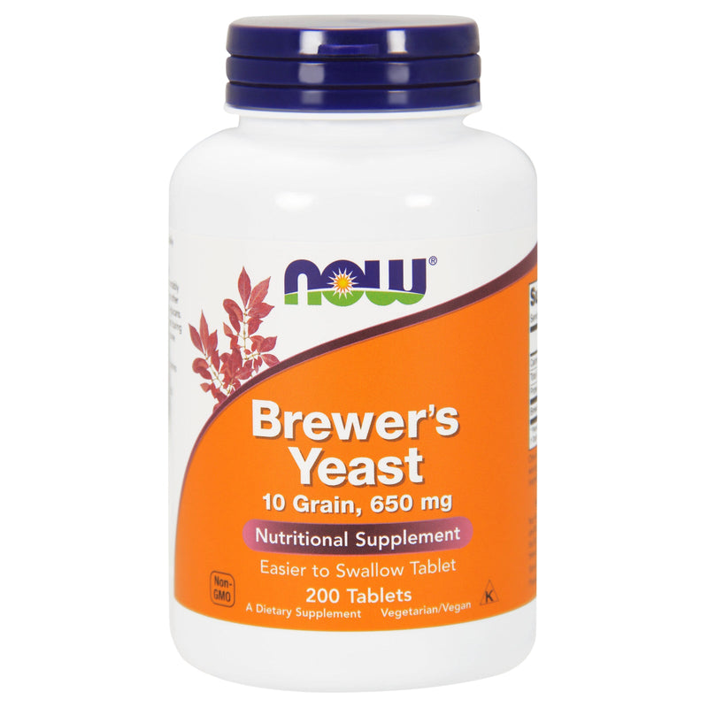 Brewers Yeast 10 Grain - 200 Tablets