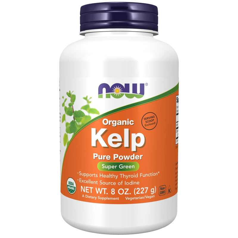Kelp Powder Organic - 8 Oz