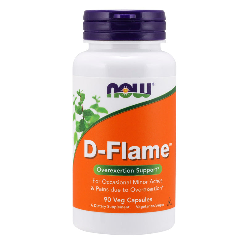 Now Foods D-Flame - 90 Vegetable Capsules