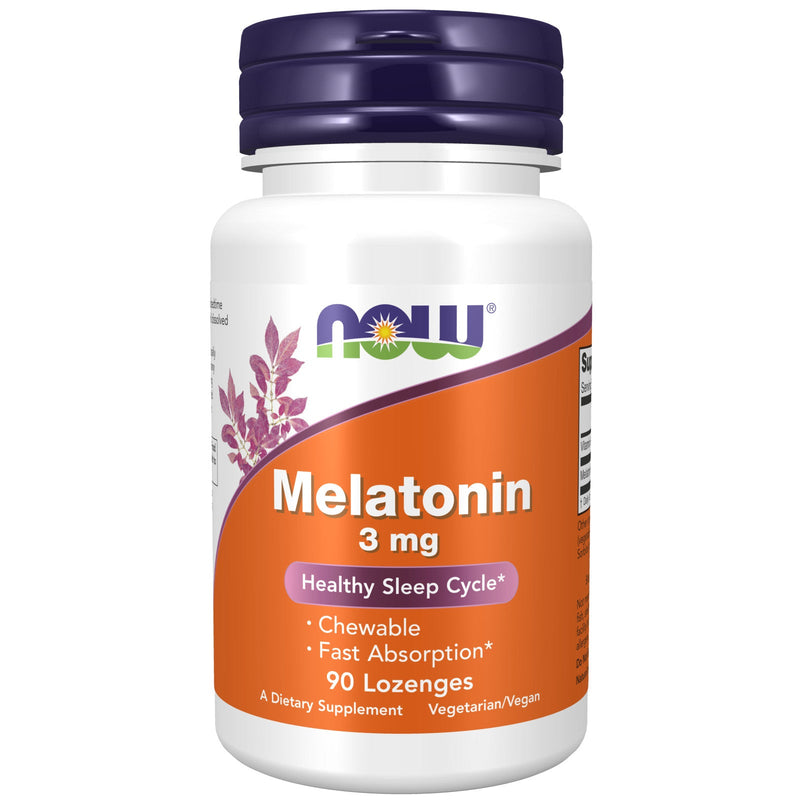 Melatonin 3mg 90 Lozenges