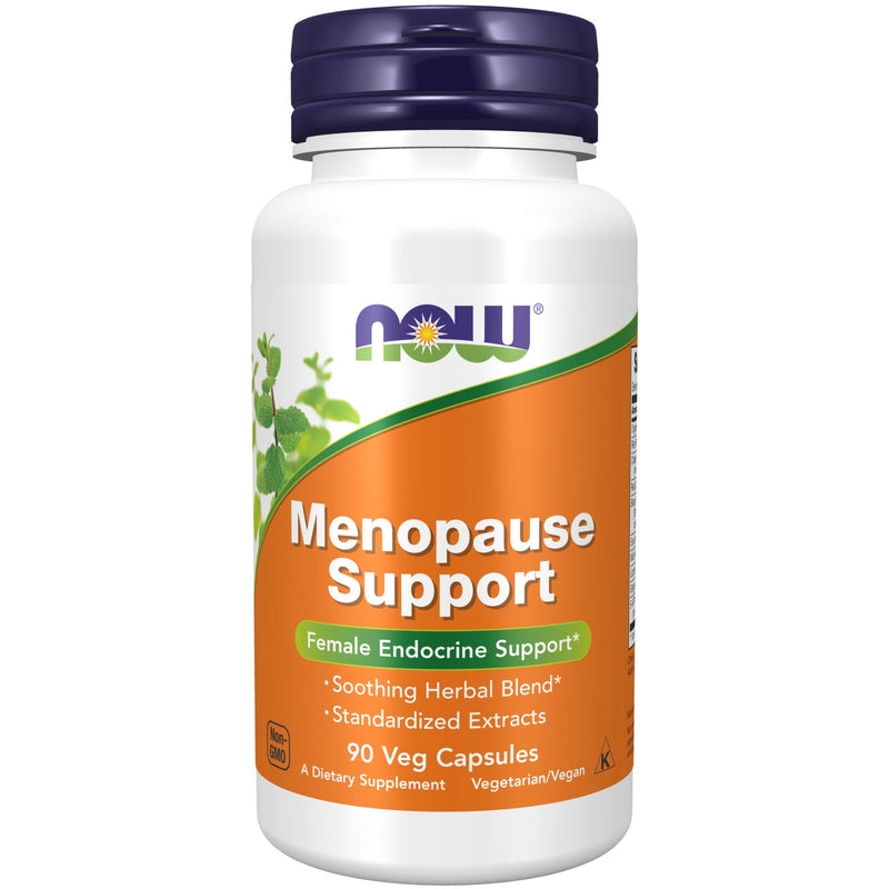 Now Menopause Support - 90 Caps