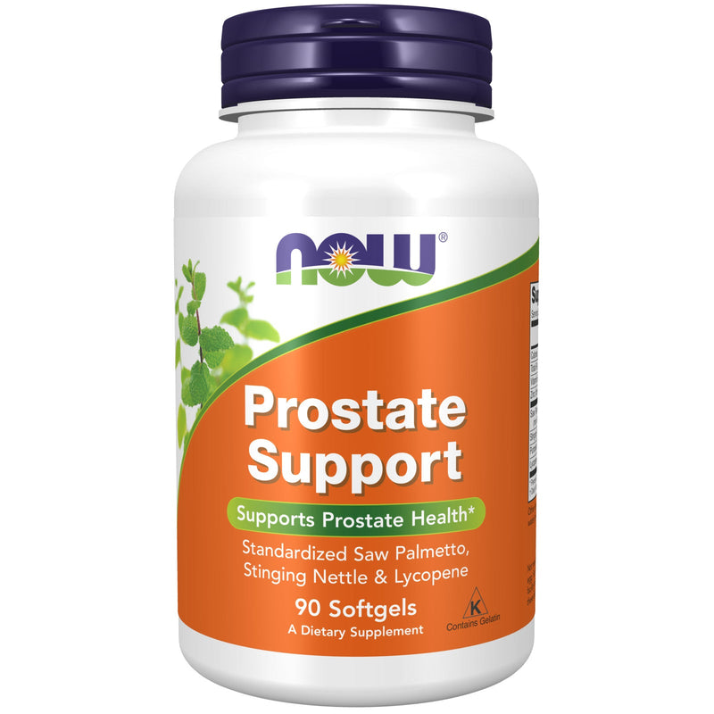 Now Prostate Support - Support Prostate Health- 90 Softgels