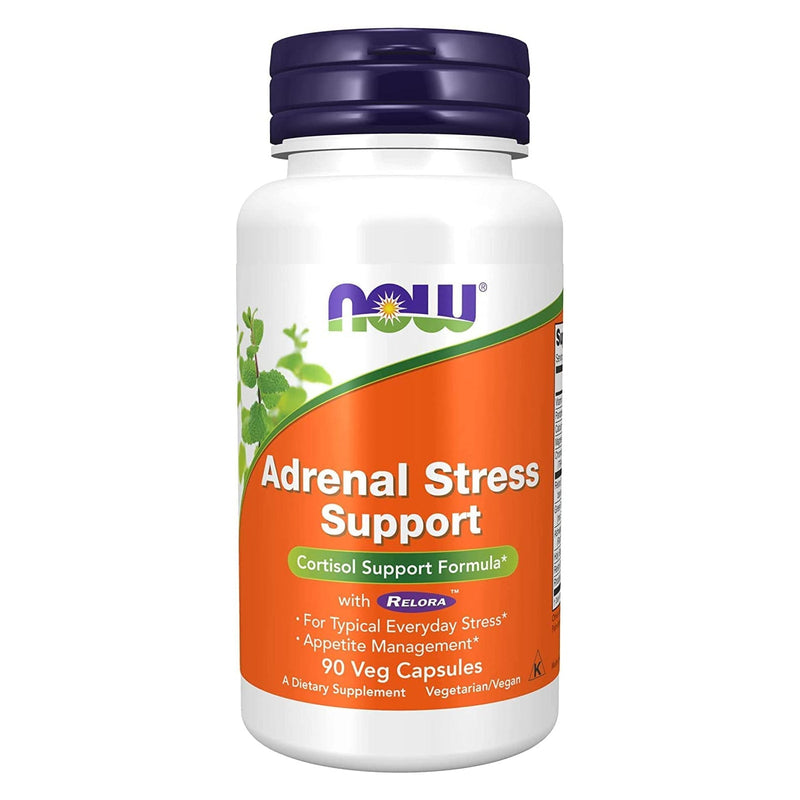 Now Super Cortisol Support with Relora@ - 90 Vcaps@