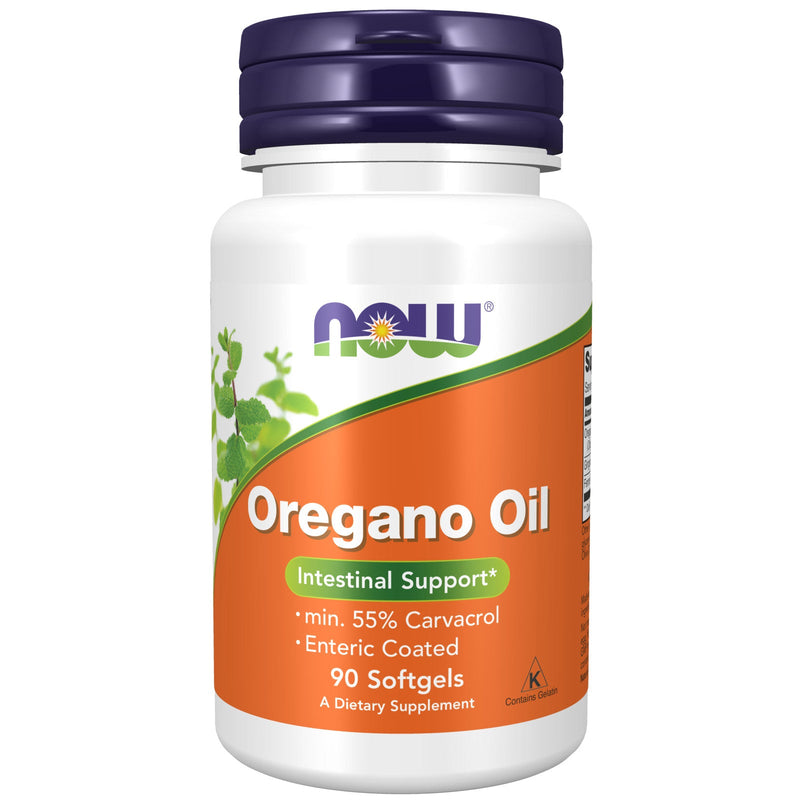 Now Oregano Softgels - 90 Softgels