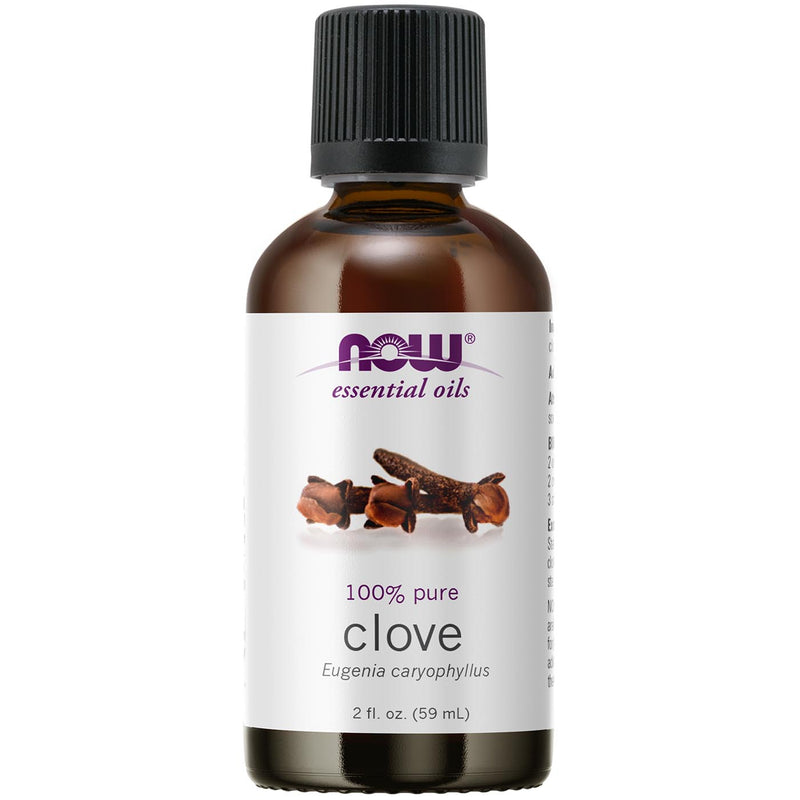 Now Foods Clove Oil - 2 fl. oz. (CLEARANCE)