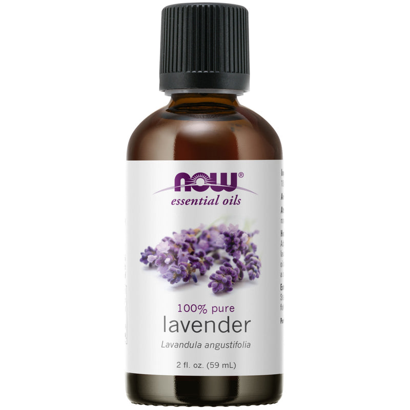 Now Foods 100% Pure Lavender Oil - 2 oz (59 ml)