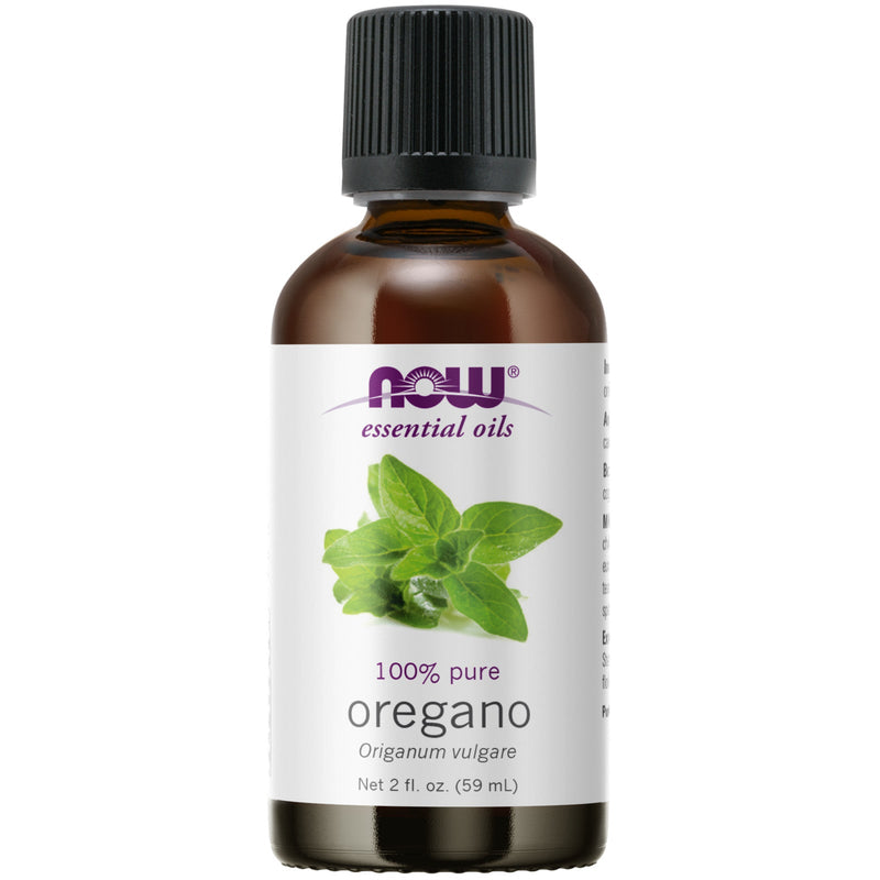 Now Foods Oregano Oil - 2 fl. oz.