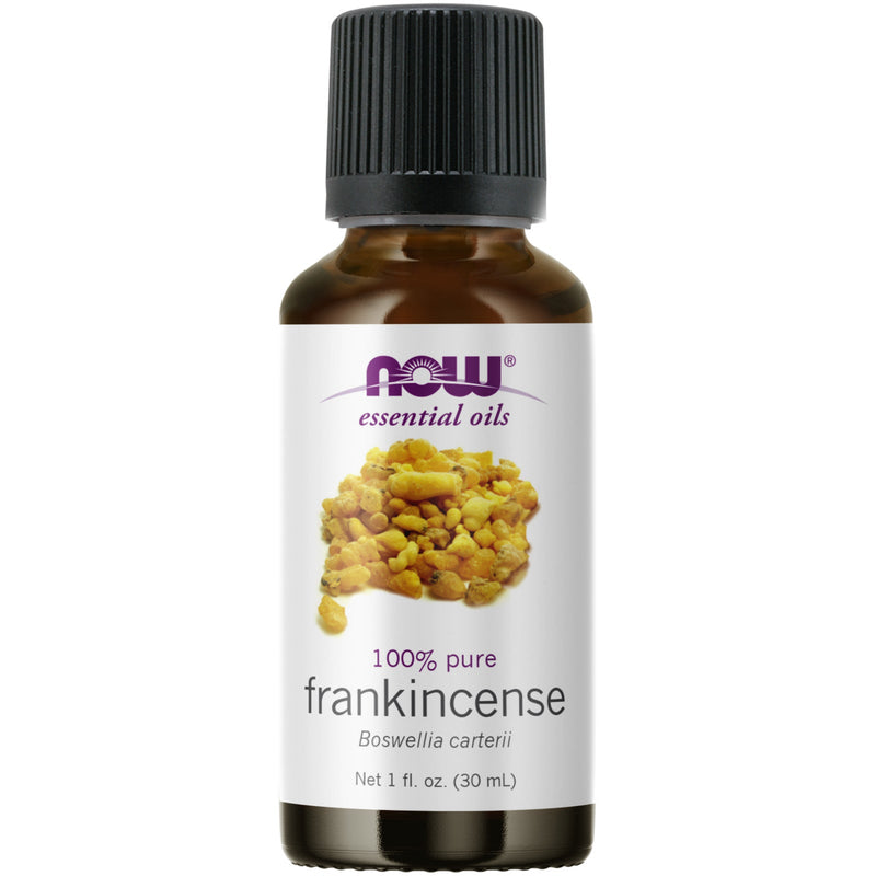 Now Foods Frankincense Essential Oil, 100% Pure - 1 oz