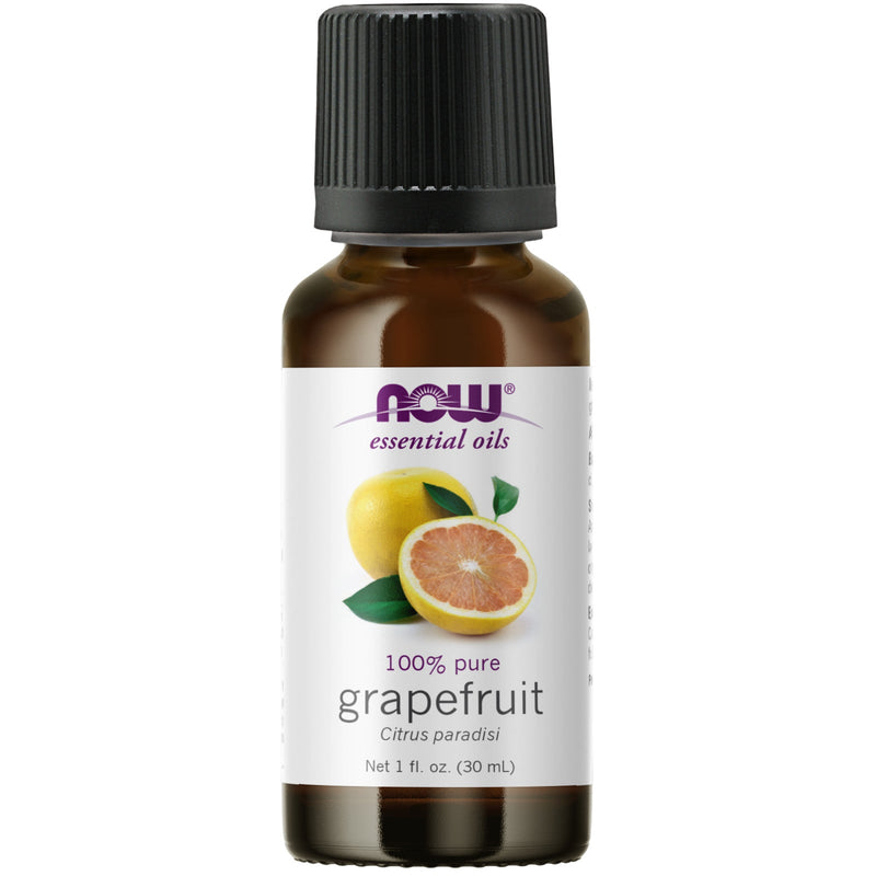 Now Foods 100% Pure & Natural Grapefruit Oil - 1 oz