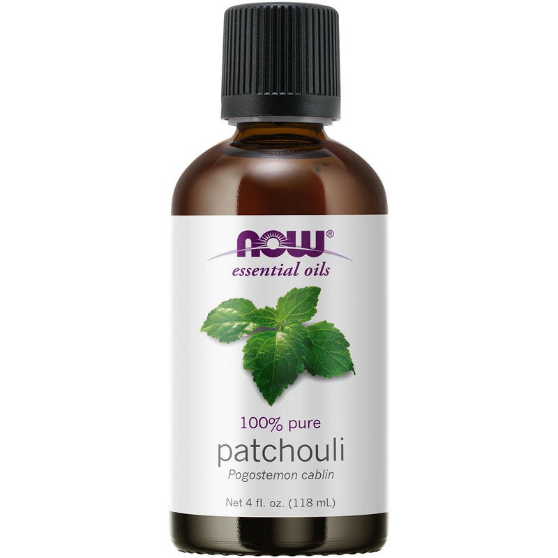 Now Foods Patchouli Oil - 4 oz. (CLEARANCE)