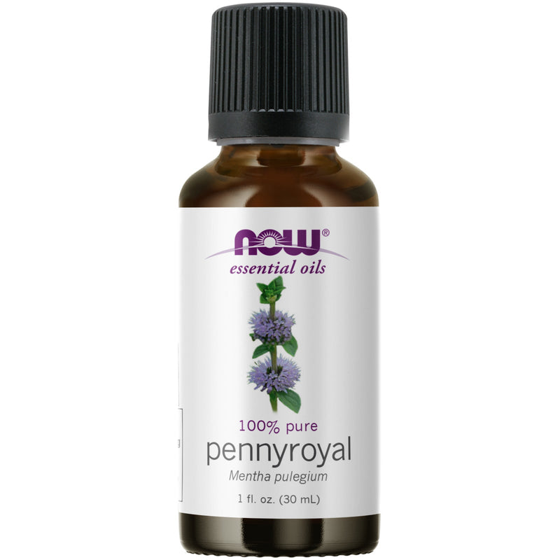 Now Foods Pennyroyal Oil - 1 oz.
