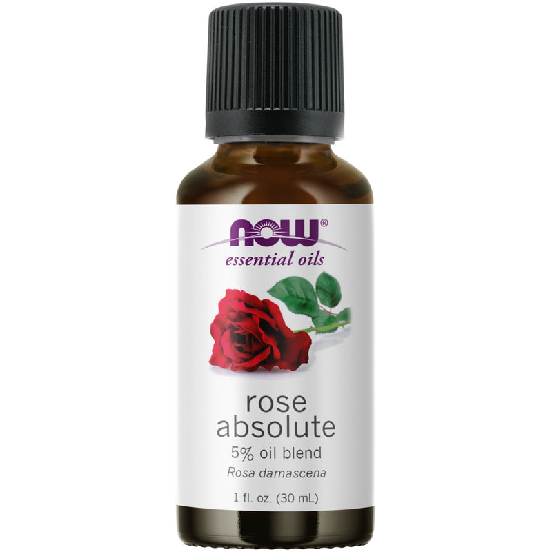 Now Foods Rose Absolute Oil - 1 oz