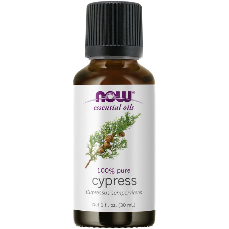 Now Foods 100% Pure Cypress Oil - 1 oz