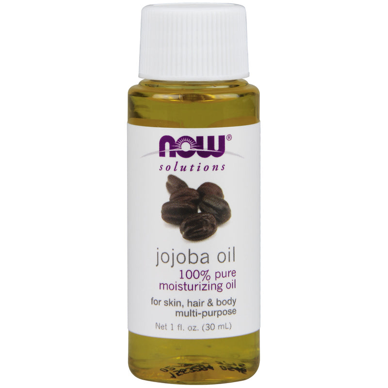 Now Foods 100% Pure Jojoba Oil 1Oz (30ml)