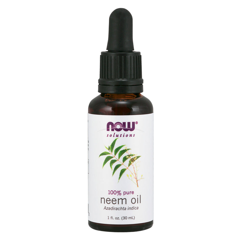 Now Foods Neem Oil - 1 oz.