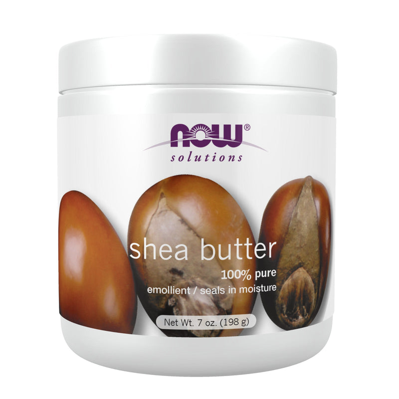 Now Foods 100% Pure Shea Butter - 7 oz (207ml)