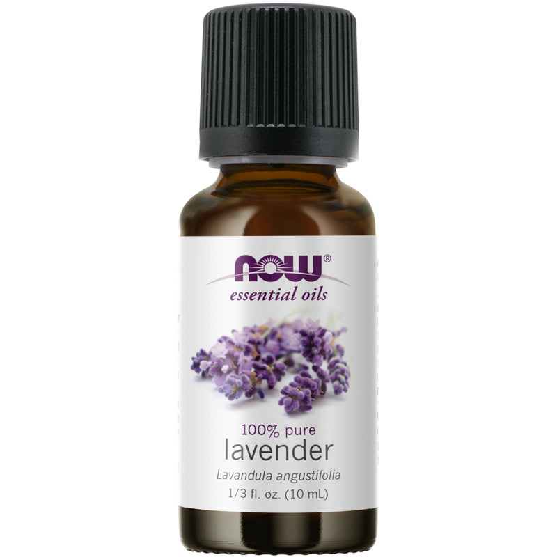 Now Foods Lavender Oil 10 ml