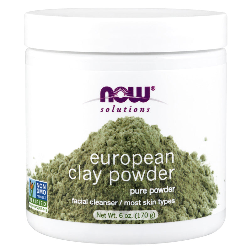 Now Foods 100% Montmorillonite European Clay - 6 oz. (170 g)