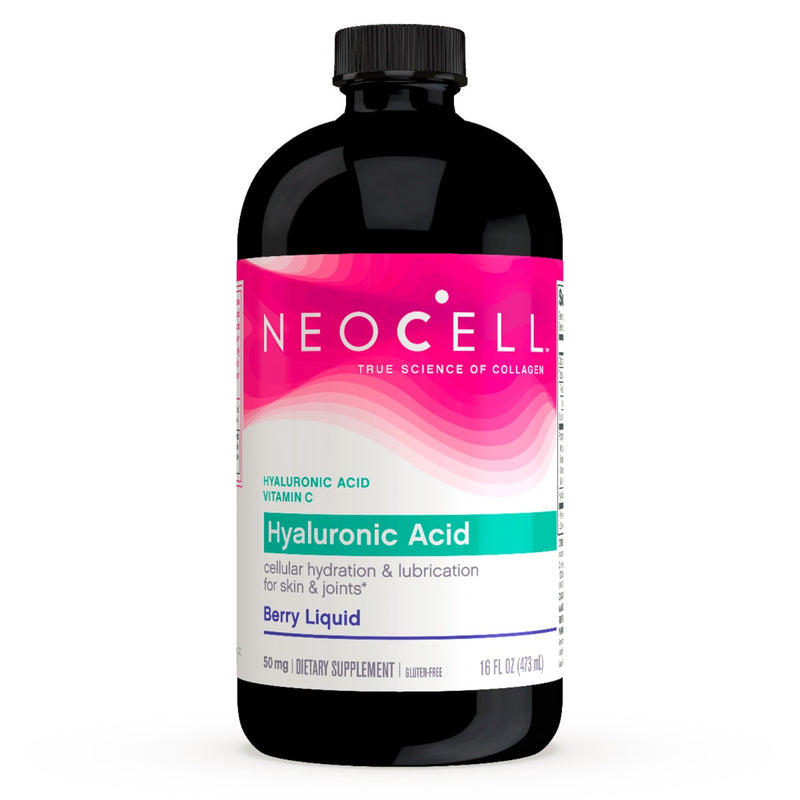 NeoCell Hyaluronic Acid Liquid - 16 oz (Blueberry)