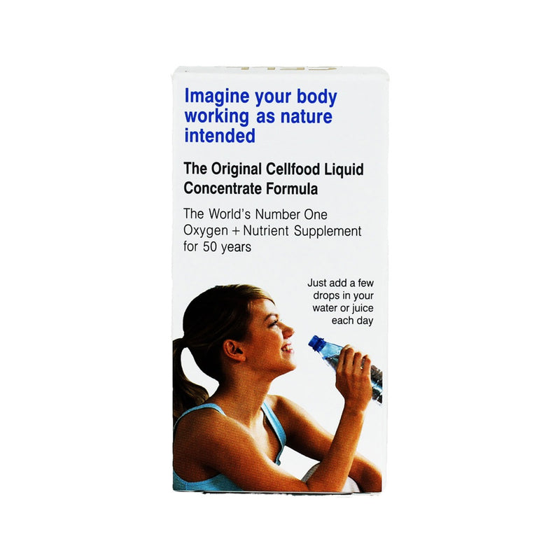 Cellfood Liquid Concentrate, 1-Ounce + Free CellFood book by Lumina Health - Oxygen Energy