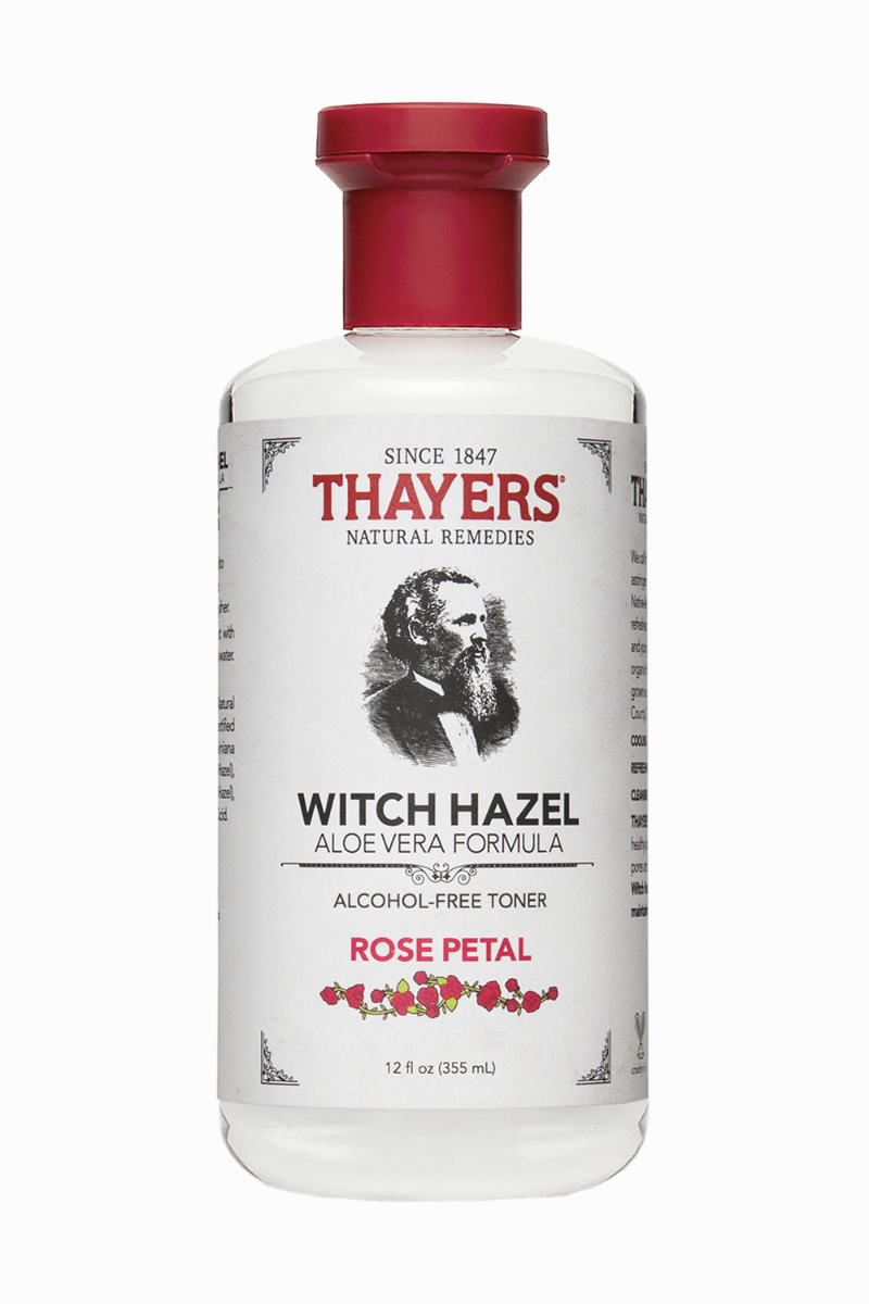 Thayers Natural Remedies Witch Hazel Aloe Vera Formula --12 fl oz - ROSE PETAL