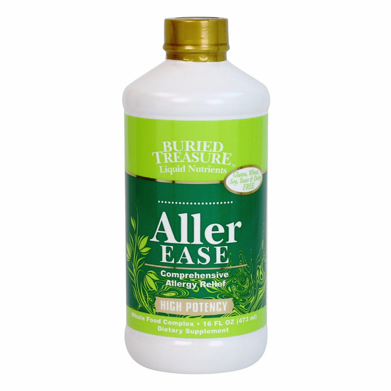 Buried Treasure Aller ease Liquid Nutrients 16 fl.oz (473ml) anti allergy