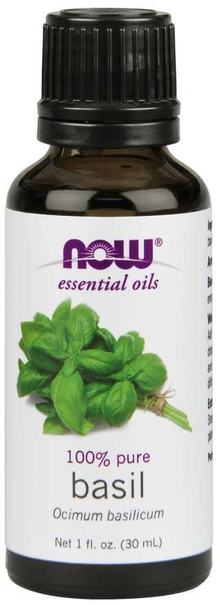 Now Foods Essential Oil Bundle: Rise & Shine (Rosemary, Peppermint, Basil, Ginger)