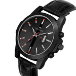 Load image into Gallery viewer, SWISSTONE BK475-BLK Wrist Watch for Men
