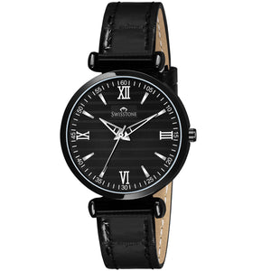 Swisstone CK174-BLK Wrist Watch for Women
