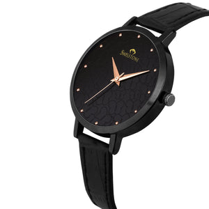 SWISSTONE CK251-BLACK Wrist Watch for Women