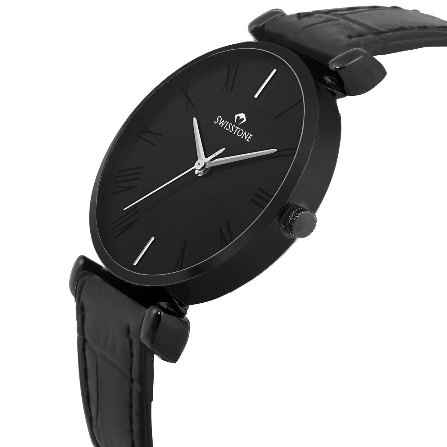Swisstone CK312-BLACK Wrist Watch for Women