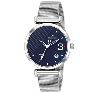 Swisstone CK340-BLU-CH Wrist Watch for Women