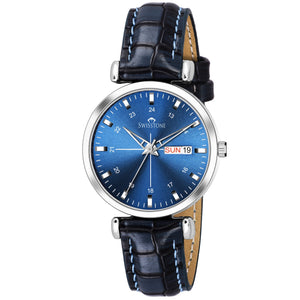Swisstone CK360-BLUE Wrist Watch for Women