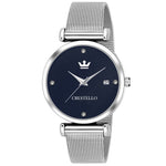 Load image into Gallery viewer, Crestello L105-BLU-CH Wrist Watch for Women