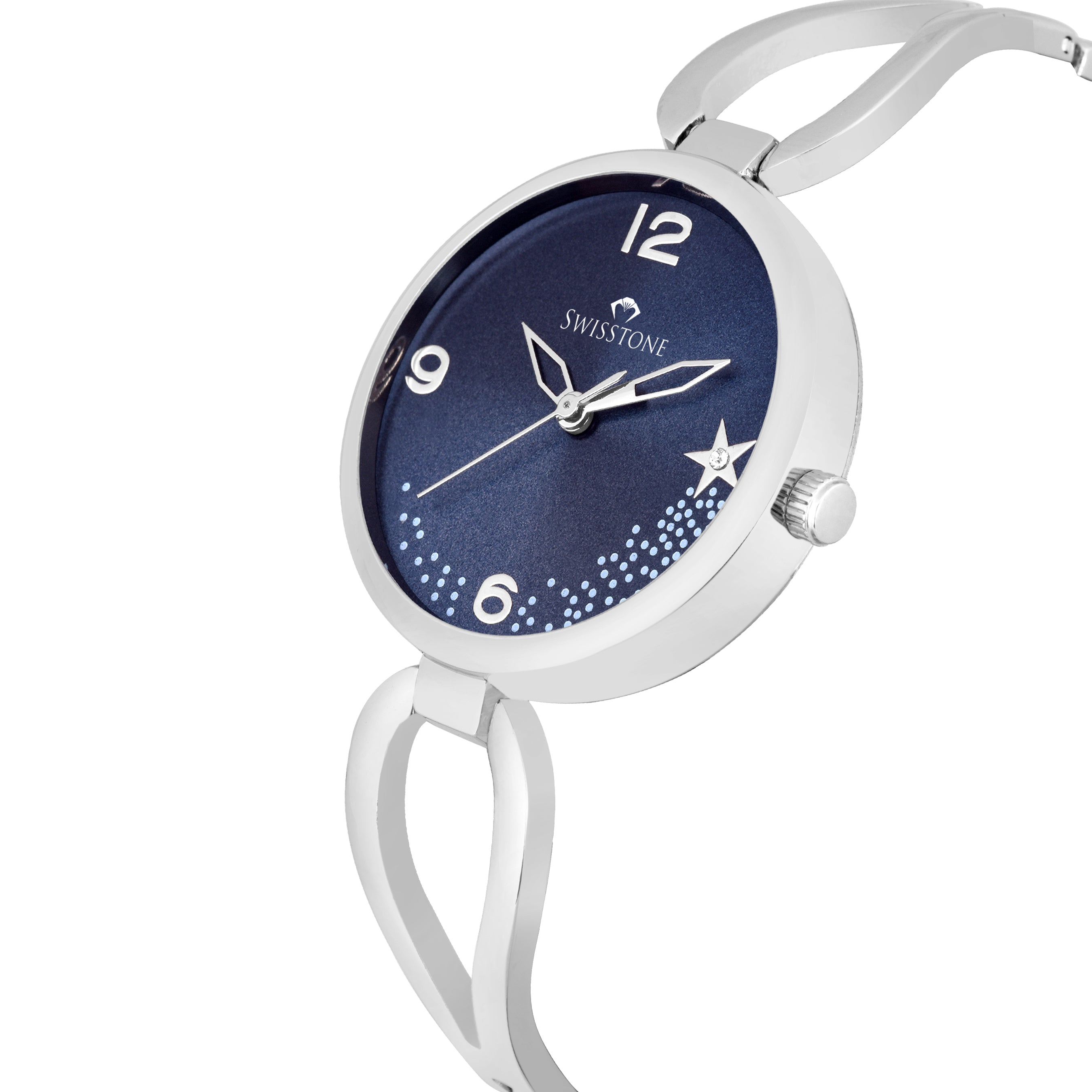 Swisstone DZL153-BLU Wrist Watch for Women