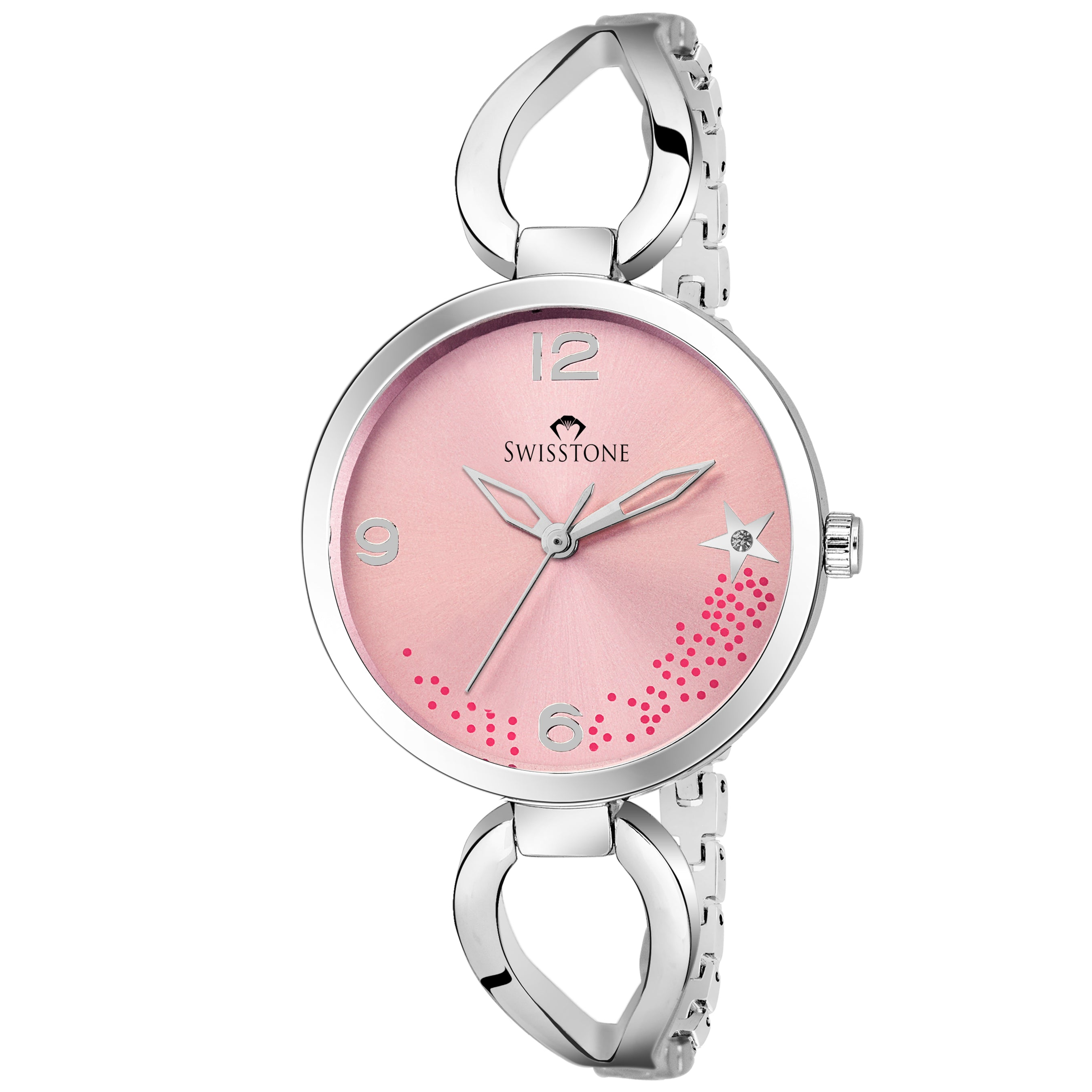 Swisstone DZL153-PNK Wrist Watch for Women