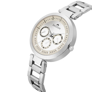 Swisstone DZL161-SLV Wrist Watch for Women