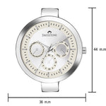 Load image into Gallery viewer, Swisstone DZL161-SLV Wrist Watch for Women