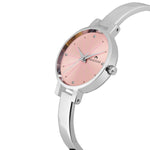 Load image into Gallery viewer, Swisstone JEWELS068-PNKSLV Wrist Watch for Women