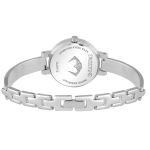 Swisstone JEWELS077-PNKSLV Wrist Watch for Women