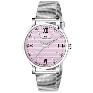 Swisstone L173-PNK-CH Wrist Watch for Women