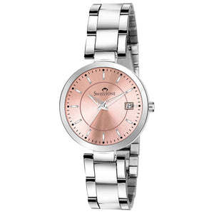 Swisstone L270-PNK-CH Wrist Watch for Women